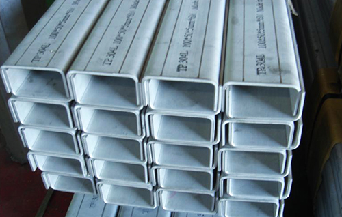 Stainless Steel U-Channel