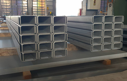 Stainless Steel U-Channel